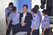 Khi người thừa kế  Samsung ngồi tù