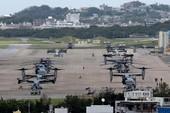 Triều Tiên bị căn cứ Mỹ bao vây tứ bề