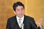 Ông Shinzo Abe: Nhật Bản đang bị đe dọa