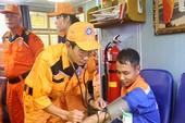Đà Nẵng: Cứu nạn thành công tàu cá cùng 6 thuyền viên