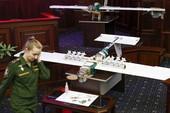 Căn cứ quân sự Nga ở Syria lộ điểm yếu