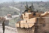 Giao tranh biên giới Syria tiếp diễn khốc liệt