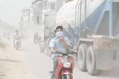 Chỉ số không khí ở Hà Nội, TP.HCM vượt mức nguy hiểm