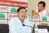 Phó chủ tịch VPF mâu thuẫn với phó Ban Trọng tài VFF