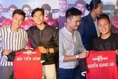 Các cầu thủ U-23 làm khách VIP của 11 niềm hy vọng