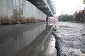 Mương nước nguy hiểm