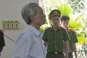 Bị cáo Nguyễn Khắc Thủy phải chịu 3 năm tù