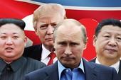 Nga ở đâu trong ván bài Triều Tiên?