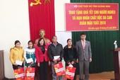Thủ tướng biểu dương Hội Chữ thập đỏ Việt Nam