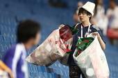 Bàn thắng vàng của Nhật sau bàn thua phút 90+4