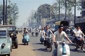 Người Sài Gòn xưa cũng chạy xe ẩu thấy mà ghê!