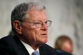 Ai thay ông McCain làm chủ tịch Ủy ban Quân vụ Thượng viện?
