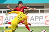 Olympic Việt Nam - Olympic Hàn Quốc (1-3): Đã cố gắng hết sức!