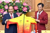 Thủ tướng chúc mừng đoàn thể thao Việt Nam tại Asiad 18