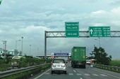 Lạ lùng việc trăm ngàn xe 'mất tích' ở cao tốc
