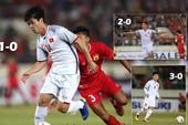Lào - Việt Nam (0-3): Thắng dễ hơn đá tập!
