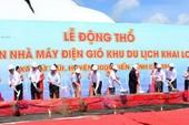 Kiến nghị Thủ tướng gỡ khó cho dự án điện gió 5.500 tỉ
