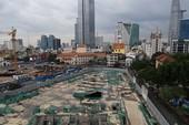 Dự án 'khủng' khu Bến Thành đổi chủ đầu tư