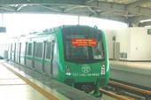Sớm đưa dự án đường sắt Cát Linh - Hà Đông vào vận hành