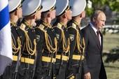 Ông Putin tung 'siêu vũ khí' nhằm vào phương Tây