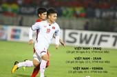 Đội tuyển Việt Nam chơi hay ở thế kèo dưới