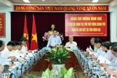 Phó Thủ tướng làm việc với tỉnh Đồng Nai