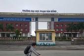 Có nên xã hội hóa Đại học Phạm Văn Đồng?