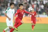 Đội tuyển Việt Nam yên tâm xung trận với Iran