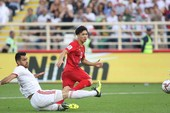 AFC: 'Việt Nam đá như thế mà bị loại thì thật tiếc!'
