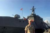 Mỹ kêu gọi TQ tuân thủ nguyên tắc chạm trán trên biển