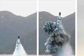 Mỹ tự tin khắc chế tàu ngầm phóng tên lửa Triều Tiên
