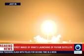 Iran quyết phóng vệ tinh bất chấp Mỹ