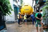 Chi 79 tỉ cứu khẩn khu ngập nhiều ngày ở Sài Gòn