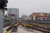 Metro đầu tiên của VN sắp được bàn giao cho TP Hà Nội