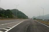 Thêm trạm thu phí trên cao tốc Nội Bài-Lào Cai