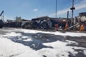 Kiến nghị kiểm soát chặt xe chở xăng dầu