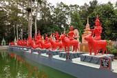 Ngắm 12 con giáp mới lạ qua hoa văn Khmer