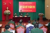 Bộ Quốc phòng giải thể 14 lữ đoàn, giảm 3.000 quân số