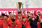 Việt Nam vô địch AFF Suzuki Cup là sự kiện thể thao tiêu biểu