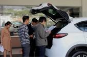 Diễn biến bất thường, kỳ lạ trên thị trường ô tô Việt