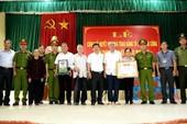 Trao bằng Tổ quốc ghi công cho gia đình liệt sĩ Bùi Minh Quý