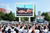 'Châu Âu trong tầm ngắm của tên lửa Triều Tiên'
