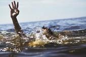 2 hoc sinh tử vong ở bãi biển Phổ Vinh