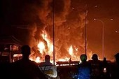 Sẽ khởi tố vụ lật xe bồn gây cháy làm 6 người tử vong