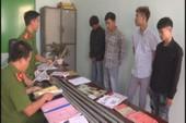Nhóm người ở Hải Phòng vào Đắk Lắk hoạt động tín dụng đen