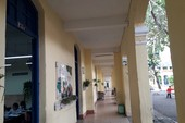 HS tiểu học rơi từ tầng 2: Phòng Giáo dục nói gì?