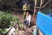 Huế: Phát hiện nhiều bom mìn trong vườn dân