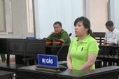 Nữ kế toán biển thủ hàng trăm triệu đồng hầu tòa