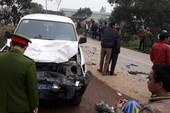 Xe máy tông xe biển xanh, 3 người tử vong tại chỗ