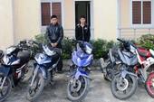 Bị bắt vì theo vợ đi vào Formosa rồi trộm nhiều xe máy